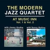 The Modern Jazz Quartet at Music Inn Vol. 1 (with Jimmy Giuffre) + Vol. 2 [with Sonny Rollins] [Bonus Track Version] by Modern Jazz Quartet