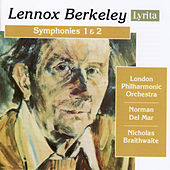 Berkeley: Symphonies 1 & 2 by London Philharmonic Orchestra