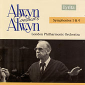 Alwyn: Symphonies No. 1 & 4 by London Philharmonic Orchestra