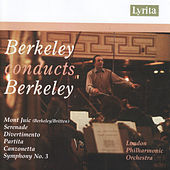 Berkeley Conducts Berkeley: Orchestral Works by London Philharmonic Orchestra