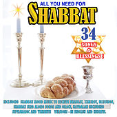 All You Need for Shabbat by David & The High Spirit