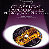 Classical Favourites: Playalong for Alto Saxophone by The Backing Tracks