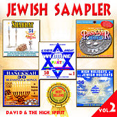 Jewish Sampler, Vol. 2 by David & The High Spirit