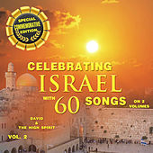 Celebrating Israel with 60 Songs, Vol. 2 by David & The High Spirit