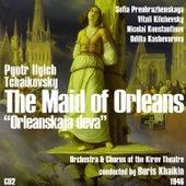 Pyotr Ilyich Tchaikovsky: The Maid of Orleans [Orleanskaja deva] (1946), Volume 2 by Odilia Kashevarova