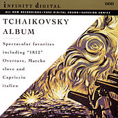 The Tchaikovsky Album by The Georgian Festival Orchestra