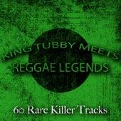 King Tubby Meets Reggae Legends - 60 Rare Killer Tracks by Various Artists