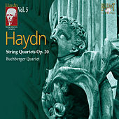 Haydn: String Quartets, Op. 20 by Buchberger Quartet