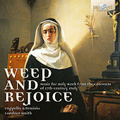 Weep & Rejoice, Music for the Holy Week by Various Artists