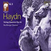 Haydn: String Quartets, Op. 64 by Buchberger Quartet