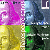 As You Like It: Shakespeare Songs by Malcolm Martineau