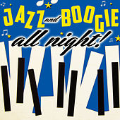 Jazz & Boogie All Night! by Various Artists