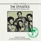 Coleção Anthology - The Best of the Stylistics Live by The Stylistics
