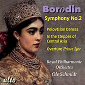 Borodin: Symphony No. 2; Polovtsian Dances; In the Steppes of Central Asia by Royal Philharmonic Orchestra
