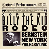 Copland: Four Dance Episodes from Rodeo; Billy the Kid Suite by Leonard Bernstein