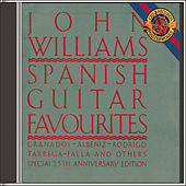 Spanish Guitar Favorites by John Williams (Guitar)