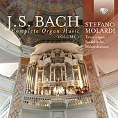 J.S. Bach: Complete Organ Music, Vol. 1 by Stefano Molardi