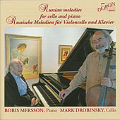 Russian Melodies for Cello and Piano by Mark Drobinsky