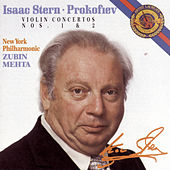 Prokofiev:  Violin Concertos No. 1 & 2 by New York Philharmonic