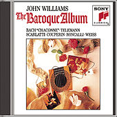 The Baroque Album by John Williams (Guitar)