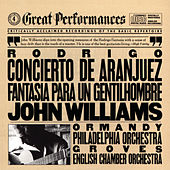 Rodrigo: Concierto de Aranjuez; Fantasia para gentilhombre by John Williams (Guitar)