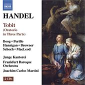 HANDEL: Tobit by Various Artists
