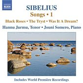 SIBELIUS: Songs, Vol. 1 by Hannu Jurmu