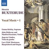 BUXTEHUDE: Vocal Music, Vol.  1 by Various Artists