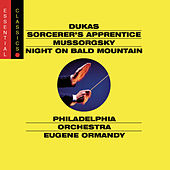 Berlioz: Symphonie fantastique; Dukas: The Sorcerer's Apprentice; Mussorgsky: Night on a Bald Mountain by Eugene Ormandy