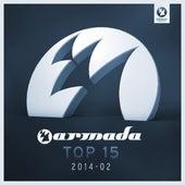 Armada Top 15 - 2014-02 by Various Artists