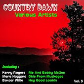 Country Dawn, Vol. 3 by Various Artists