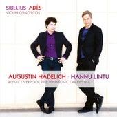Sibelius, Adès: Violin Concertos by Augustin Hadelich