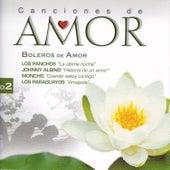 Canciones de Amor: Boleros de Amor Vol. 2 by Various Artists