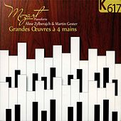 Mozart: Grandes œuvres à quatre mains by Various Artists