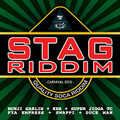 Stag Riddim by Various Artists
