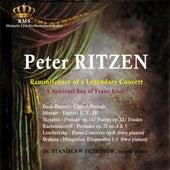 Peter Ritzen: Reminiscence of a Legendary Concert by Peter Ritzen