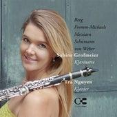 Berg, Fromm-Michaels, Messiaen, Schumann & von Weber by Sabine Grofmeier