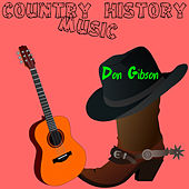 Country History by Don Gibson