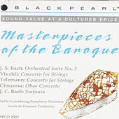 Masterpieces of the Baroque by Radio Luxembourg Symphony Orchestra