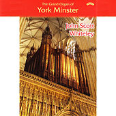 The Grand Organ of York Minster by John Scott Whiteley