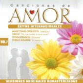 Canciones de Amor Vol. 7: Éxitos Internacionales by Various Artists