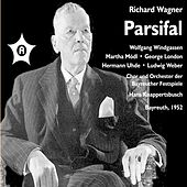Wagner: Parsifal (Live) by Various Artists