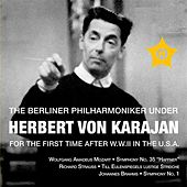 The Berliner Philharmoniker Under Herbert von Karajan by Various Artists