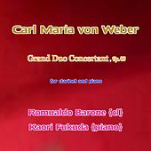 Weber: Gran Duo Concertant, Op. 48 for Clarinet and Piano by Romualdo Barone and Kaori Fukuda