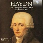 Haydn: The Complete Piano Trios, Vol. 1 by Van Swieten Trio