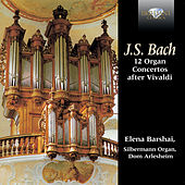 Bach: 12 Organ Concertos after Vivaldi by Elena Barshai