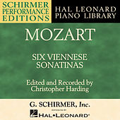 Mozart: Six Viennese Sonatinas by Christopher Harding