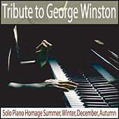 Tribute to George Winston: Solo Piano Homage Summer, Winter, December, Autumn by Robbins Island Music Group