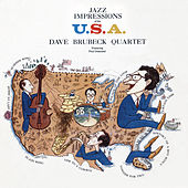 Jazz Impressions of the U.S.A. (featuring Paul Desmond) [Bonus Track Version] by Dave Brubeck