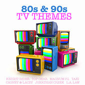 80s and 90s Tv Themes by Various Artists